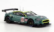 Aston Martin DBR9 miniature no.009 sieger gt1 klasse le mans 2007
