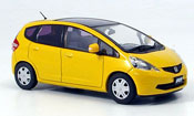 Honda Jazz Fit Skyroof  yellow 2008