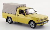 Wartburg 353   Pick Up yellow 1985 IST Models