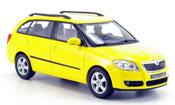 Skoda Fabia   combi ii yellow Abrex
