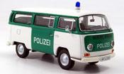Volkswagen Combi t2a bus police