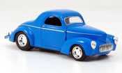 Willys Coupe 1941 Strassenversion