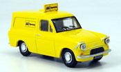 Anglia Van jaune AA Services