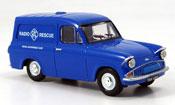 Ford Anglia   Van blu RAC Radio Rescue Oxford
