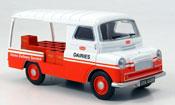 CA Pritsche Dairies Milchlieferwagen