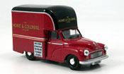 Miniature Morris Minor   Gown Home & Colonial Hochdach Kastenwagen