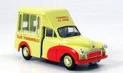Miniature Morris Minor   Van Tognarelli Ice Cream Hochdach Eiswagen