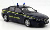 Miniature Alfa Romeo 159   guardia di finanza b quality 2005