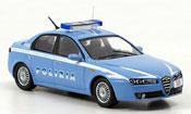 Alfa Romeo 159 police b quality 2005