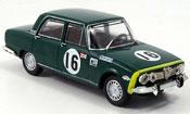 Alfa Romeo 1750 berline no.16 24h spa b quality 1968