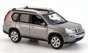 Nissan X Trail miniature grise 2007