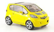 Opel TriXX miniature concept car autosalon genf 2006