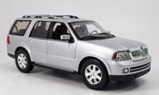 Lincoln Navigator miniature grise 2005