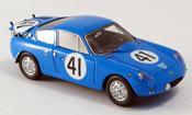 Simca 1300   abarth no.41 de lageneste/rolland le mans 1962 Spark
