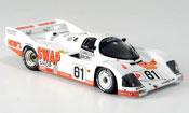Porsche 962 1984 No.61 Ferte Doeren Henn Le Mans