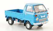 Honda TN360 miniature bleu Pick Up 1968