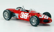 Ferrari 156 miniature 1961 no.38 p.hill dritter gp monte carlo