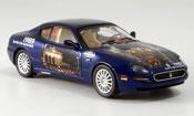 Maserati Cambiocorsa coupe blue 90. geburtstag 2002