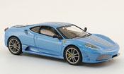 Ferrari F430 Scuderia blue
