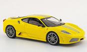 Ferrari F430 Scuderia yellow