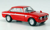 Alfa Romeo Giulia 1300 GTA red 1965