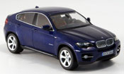 Bmw X6 E71 xDrive 50 i blue 2008
