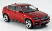 Bmw X6 E71 xDrive 50 i  red 2008