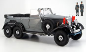 Mercedes G4 miniature grise  (premium) 1938
