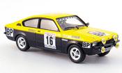 Opel Kadett GT e no.16 bp  tour de corse 1975