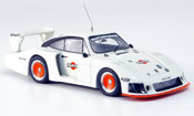 Porsche 935 1978  Moby Dick Martini Press Version biancohe Look Smart