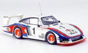 Porsche 935 1978  Moby Dick No.1 Le Mans biancohe Look Smart