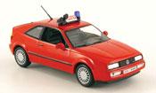 Volkswagen Corrado G60  notarzt Norev