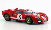Miniature Ford GT 40  MK2 No.3 D.Gurney J.Grant Le Mans 1966