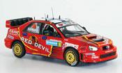Subaru Impreza WRC  no.18 sohlberg   lindstrom 2006 IXO 1/43