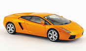 Lamborghini Gallardo   orange 2003 IXO 1/43