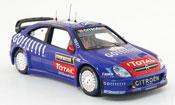 Citroen Xsara WRC 2006 no.1 go!!!!!!! rally turkei