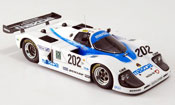 Mazda 767B No.202 Yorino  Regout Hoy Le Mans 1988