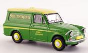 Ford Anglia miniature Van Southdown