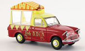 Ford Anglia miniature Van Di Maschios Ice Cream Eiswagen