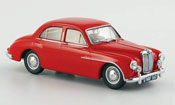 MG ZA miniature Magnette rouge