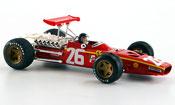 Ferrari 312 F1 f1no.26 jacky ickx 40.jubilaum 1968 2008 1968