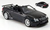 Mercedes CLK miniature DTM AMG noire