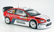 Focus RS WRC argent perzex/ companc