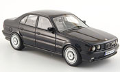Bmw M5 miniature E34 noire 1994
