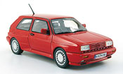 Volkswagen Golf 2 Rallye G60 red