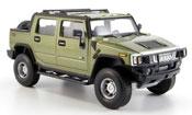 Hummer H2 SUT verde