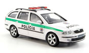 Octavia combi slowakische police 2004