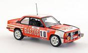 Ascona B 400 no.10 bastos rallye monte carlo 1982