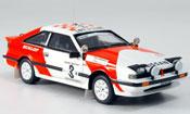 Nissan 200 SX miniature No.3 Sieger Rally Elfenbeinkuste 1988