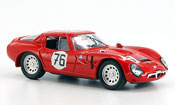 Alfa Romeo TZ2  miniature no.76 de adamich zeccoli nurburgring 1966